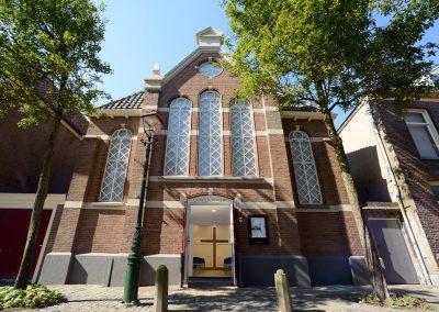 Renovatie Ooipoortkerk Doesburg