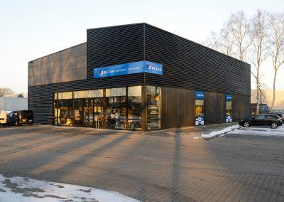 Bedrijfsgebouw Brezan Apeldoorn
